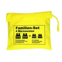 "Warnwesten-Set ""Family"" 
