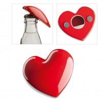 Flaschenöffner REFLECTS AMALFI als Werbemittel in Rot
