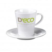 Porzellan-Tasse Jamaica Kaffee I Coffee 25 cl