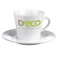 Porzellan-Tasse Jamaica Cappuccino