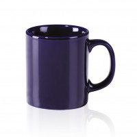 Porzellan-Tasse Cambridge, kobaltblau 31 cl