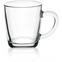Porzellan-Tasse Basic Glastasse gehärtet 34 cl