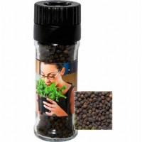 Bio Pfefferkörnern, schwarz, ca. 25g | Gewürzmühle