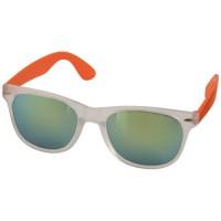 Sun Ray Sonnenbrille - Spiegel   Orange