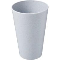 Gila 430 ml Becher aus Weizenstrohfaser | Grau
