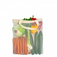 38 x 42 cm : Obst- und Gemüsetasche Kandy