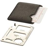 Saki 15 Funktionen Werkzeugkarte | Schwarz