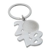 Schlüsselanhänger REFLECTS-MARITUBA als Werbemittel in Silber