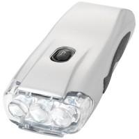 Capella Dynamo-Taschenlampe | Silber
