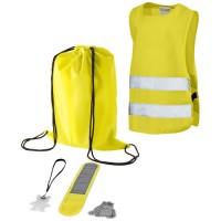 5 teiliges Kindersicherheitsset | Gelb