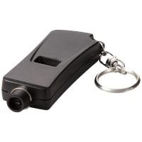 Slickz Digitaler Reifendruckmesser | Schwarz