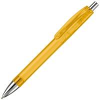 Kugelschreiber Texas Transparent | Gelb