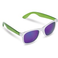 Sonnenbrille Bradley | Transparente Hellgrün