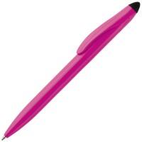 Stylus Kugelschreiber Touchy | Rosé / Schwarz