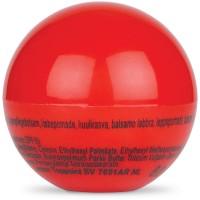 Lippenpflegebalsam Ball | Rot