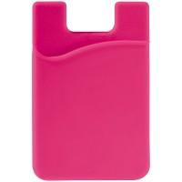 Telefon Silikon Kartenhalter | Rosa