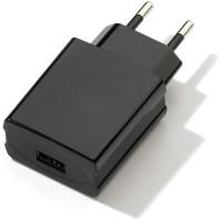USB Stecker 220V   Schwarz