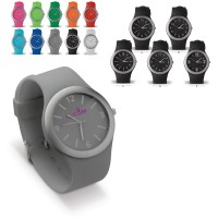 Silikon Uhr Flash | Eigene PMS Farbe