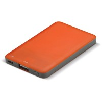 Powerbank 2000mAh LED | Orange