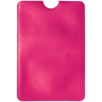 Kartenhalter Soft Anti Skim | Rosa