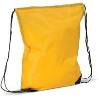 Rucksack aus Polyester | Gelb