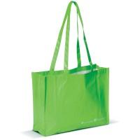 PET Tasche im Querformat | Hellgrün
