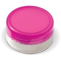 Lippenpflege rund | Transparent Rosé