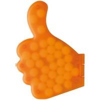 Pfefferminzdose Daumen | Gefrostet Orange