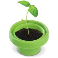 Faltbares Garten Set - Basilikum | Hellgrün