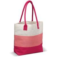Jute Tasche | Rosa