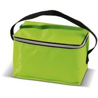 Kühltasche für 6 Dosen | Hellgrün