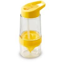 Zitrone Wasserflasche | Gelb
