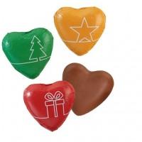 Schokoladenherz Standmotive Weihnachten