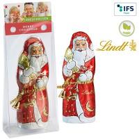Lindt & Sprüngli Weihnachtsmann | 3-farbig