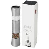 Dual Salz- & Pfeffermühle | Silber