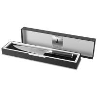 Finesse Chefmesser | Schwarz/Silber