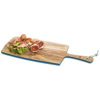 Antipasti-Servierbrett   Holz
