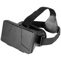 Virtual Reality Headset | Schwarz
