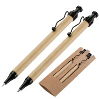 Schreibset, Kugelschreiber, Bleistift