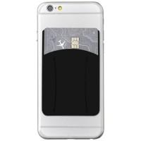 Silikon Telefon Geldbörse mit Finger Slot
