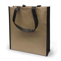 Materialmix-Tasche Calais mit Ihrem Werbedruck