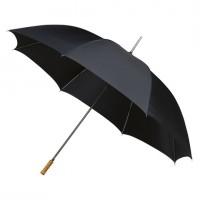 Automatik-Portier-Schirm als Werbemittel