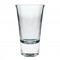 Spirituosen-Glas Classic 2, satiniert als Werbemittel