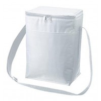 Cooler Bag ICE   Weiß