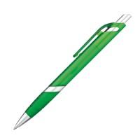 Kunststoffkugelschreiber, gefrostet