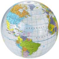 Globe Wasserball | Transparent/Klar