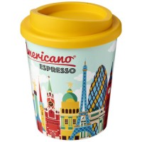 Brite-Americano® Espresso 250 ml Isolierbecher | Gelb
