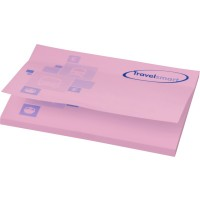 Sticky-Mate® Haftnotizen 100 x 75 | 100 Blatt | Light Pink