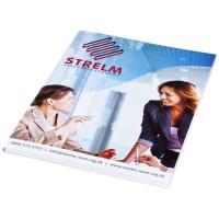 Desk-Mate® A5 Notizblock, Wickelumschlag | 100 Blatt