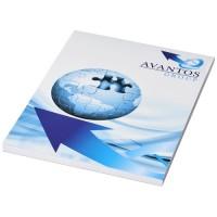 Desk-Mate® A6 Notizblock, Wickelumschlag | 100 Blatt